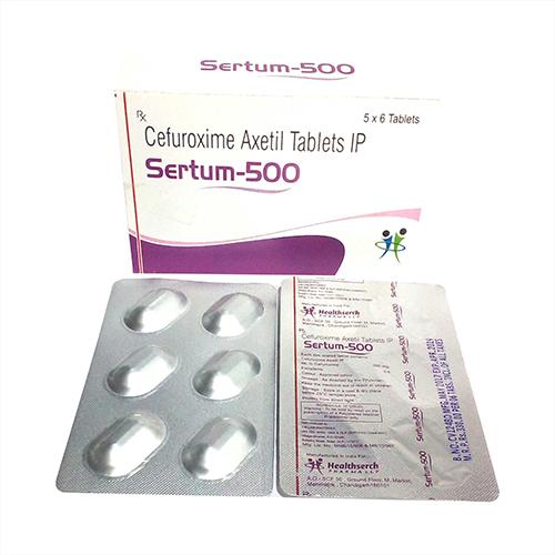 SERTUM-500 Tablets