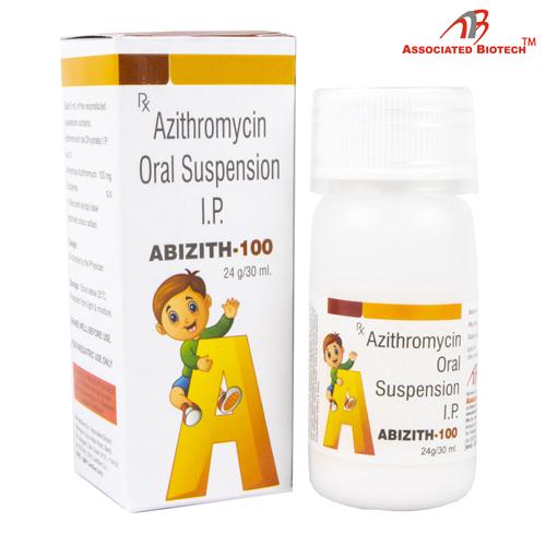 ABIZITH-100 Dry Syrup