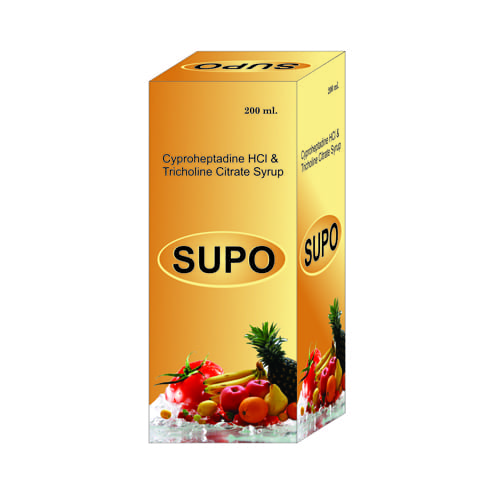 SUPO Syrup