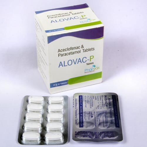 ALOVAC P Tablets
