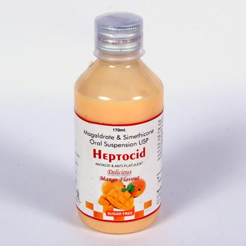 Heptocid Supsension
