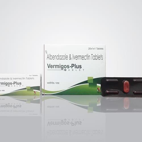 VERMIGOS-PLUS Tablets