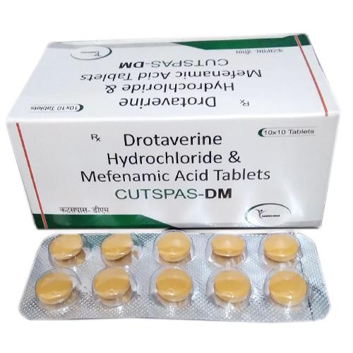 Cutspas-DM Tablets