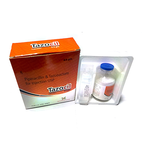 TAZOCIL-4.5 Injection