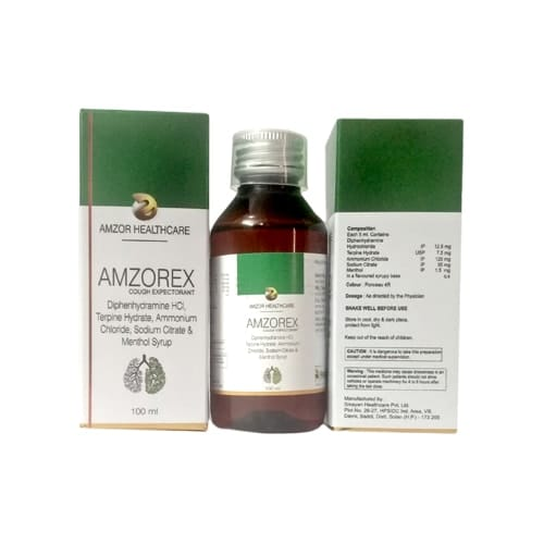 AMZOREX Syrup