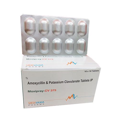 MOXIPRAY CV-375 Tablets