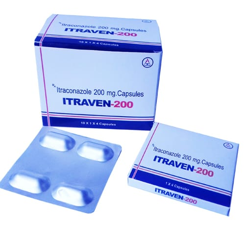 ITRAVEN-200 Capsules