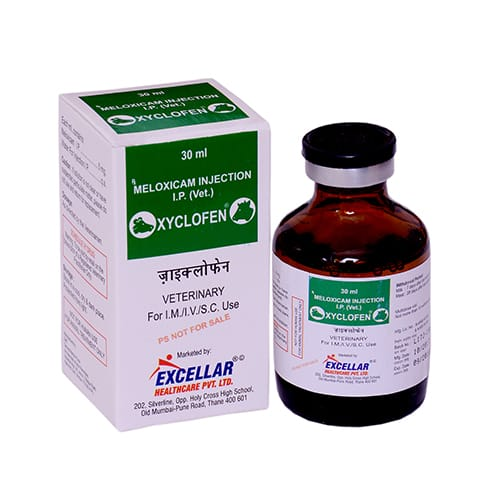 MELOXICAM20mg/ml-30ml Liq.Injection(Vet.)