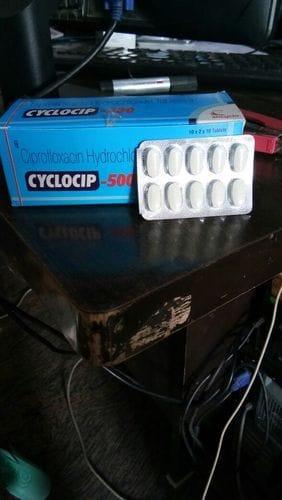 CYCLOCIP-500 TAB