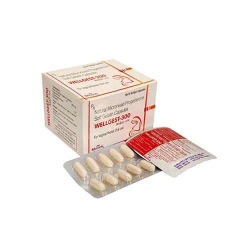 WELLGEST-300 SoftGelatin Capsules