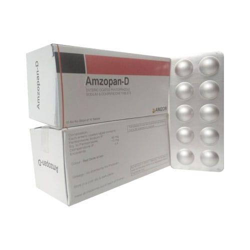 AMZOPAN - D Tablets