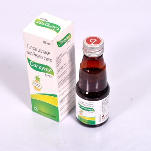 CORZYME-100ML Syrup