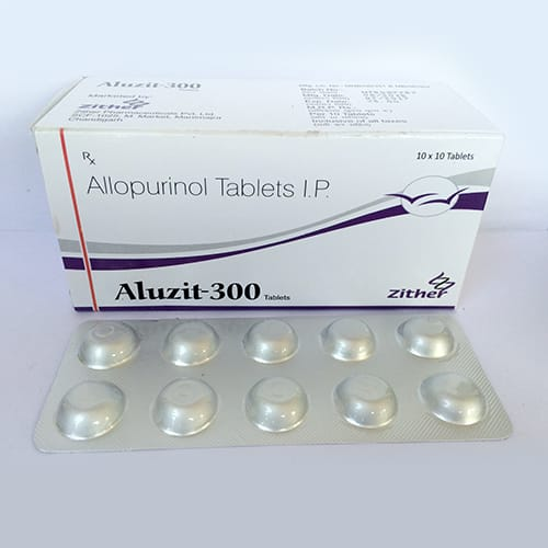 ALUZIT-300 MG Tablets
