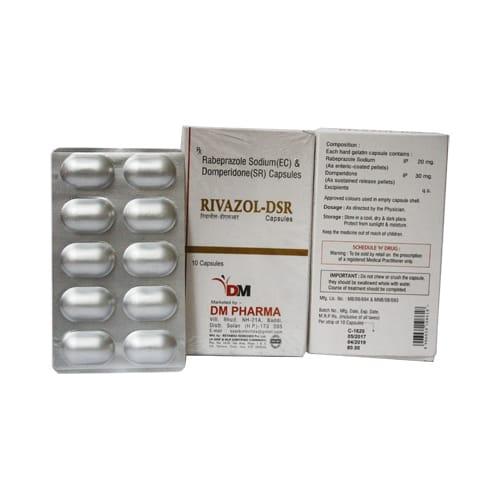RIVAZOL-DSR Capsules