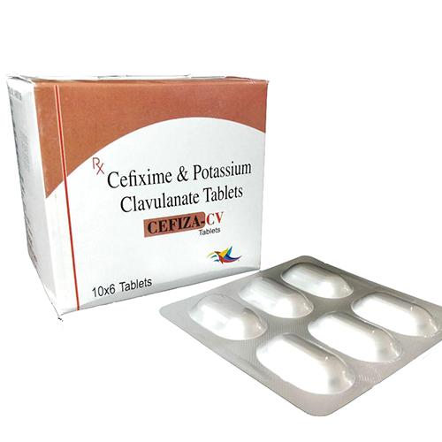 CEFIZA-CV Tablets
