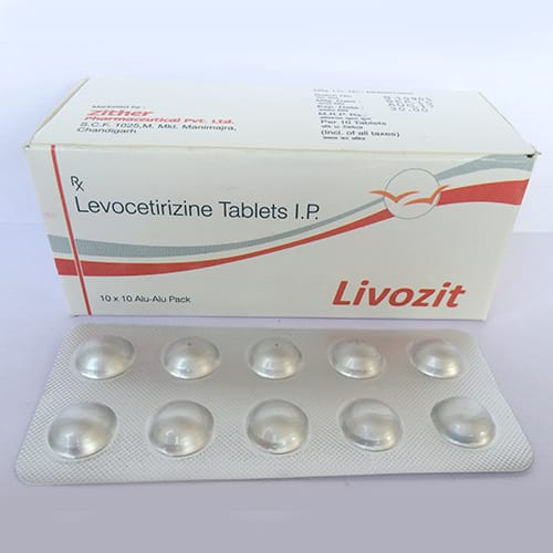 LIVOZIT Tablets
