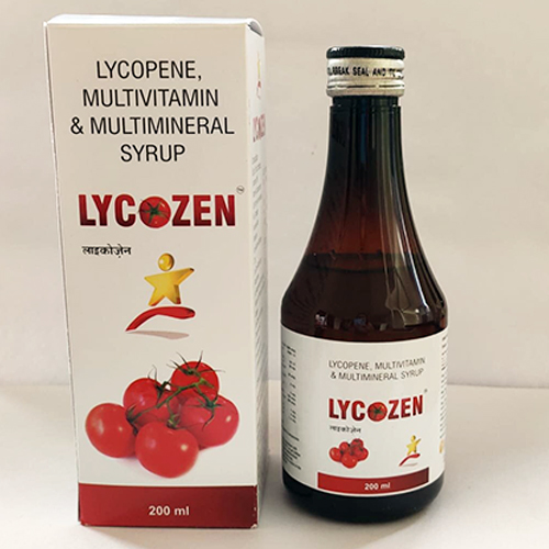LYCOZEN Syrup