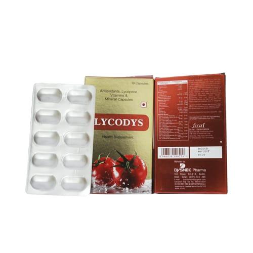 LYCODYS Capsules