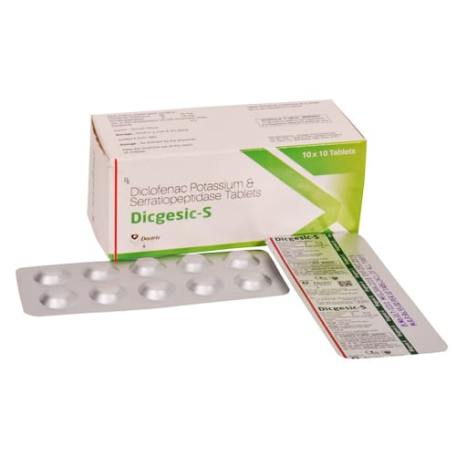 DICGESIC-S Tablets