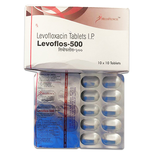 LEVOFLOS-500 Tablets