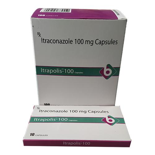 Itrapolis-100 Capsules