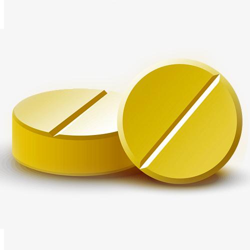 Aceclofenac + Paracetamol  + Serratiopeptidase Tablets