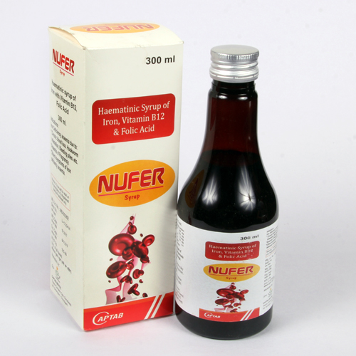 NUFER Syrup