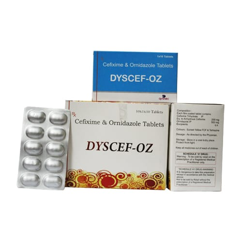 DYSCEFF-OZ Tablets