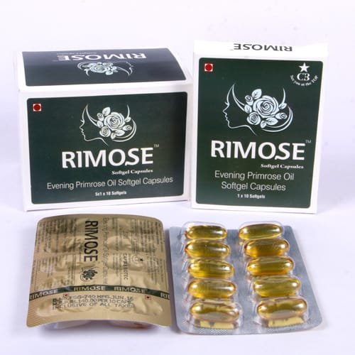RIMOSE Softgel Capsules