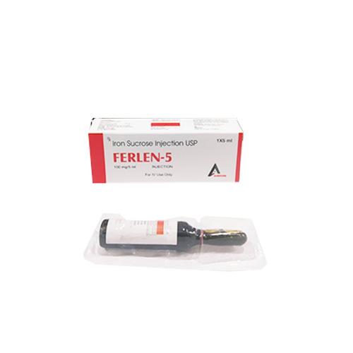 FERLEN-5 Injection