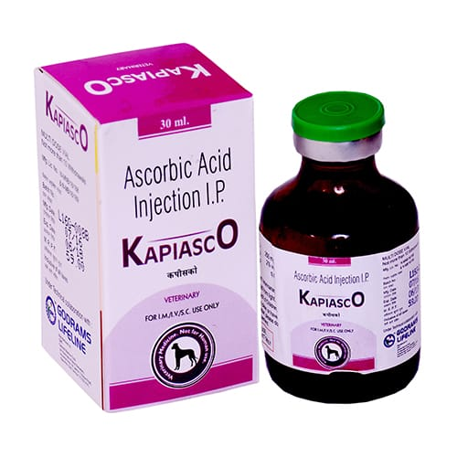 KAPISCO-30ml Liq. Injection(Vet.)
