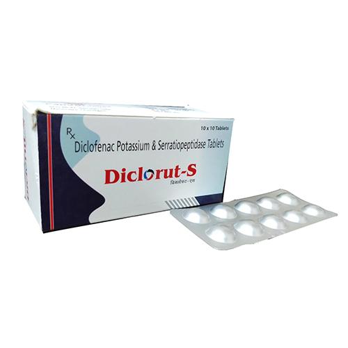 DICLORUT-S Tablets