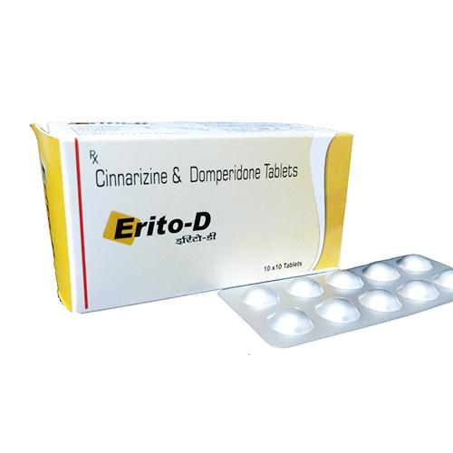 ERITO-D Tablets