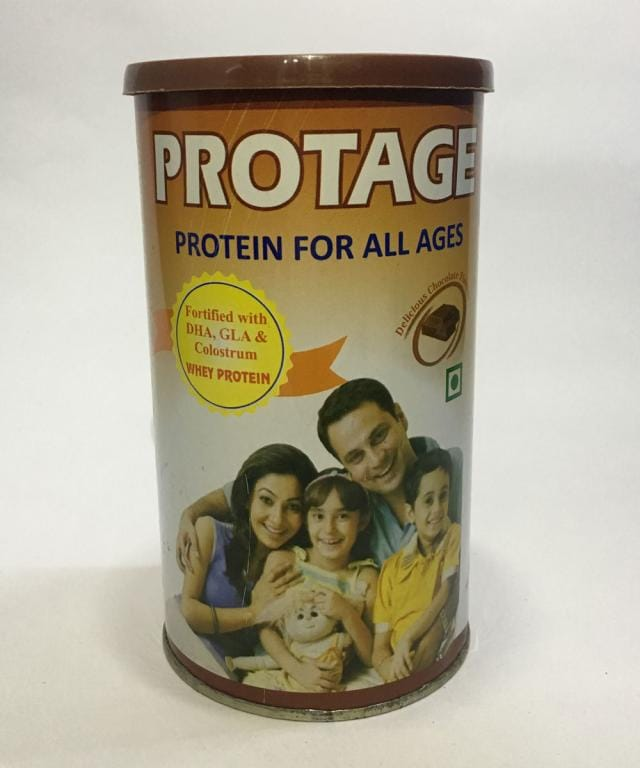 PROTAGE-SF POWDER (Sugar Free Protein)